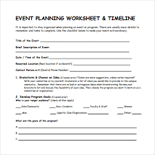 event timeline template 8 samples examples formats