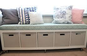 Storage Ottoman Bench Seat Tetbury White Storage Bench With Cushion Large Full Size Of