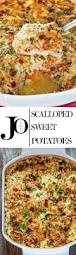 pescatarian thanksgiving recipes 25 best ideas about scalloped sweet potatoes on pinterest