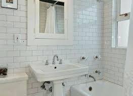 glass subway tile bathroom ideas subway tile bathroom ideas joze co
