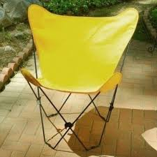 Vintage Butterfly Chair Covers Yellow Patio Chairs Foter
