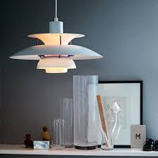 modern lamp denmark louis poulsen ph5 pendant lamp bedroom lamp
