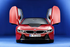 Bmw I8 All Electric - next bmw i8 gets a power boost automobile magazine