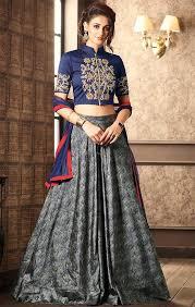 dress design buy beautified blue party wear dress design with skirt type salwar