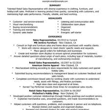 Highlights On A Resume How To Make A Resume For Customer Service Position Resume