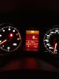 audi brake light parking brake malfunction error and air bag error