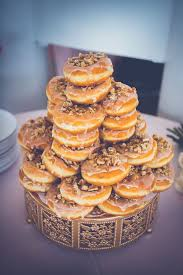 173 best doughnut dessert displays images on pinterest wedding