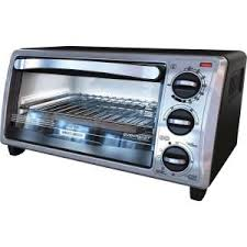 Black Decker 6 Slice Toaster Oven Black Decker 6 Slice Digital Convection Toaster Oven In Stainless