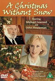 a christmas snow a christmas without snow tv 1980 imdb