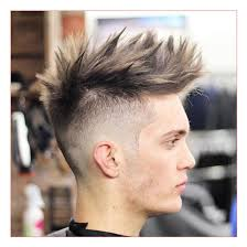mens short hairstyles thin hair and undercut with thick textured