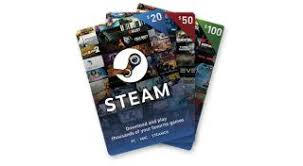 steam gift cards arrive just in time for the sale
