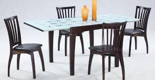 glass dining room table set dining room glass dining table set beautiful glass dining room