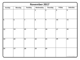 Printable Calendar Page November 2017 | november 2017 printable calendar page it works pinterest