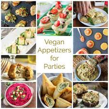 vegan appetizers for new year u0027s eve or any fun party veggie