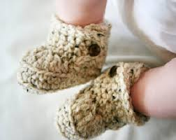 ugg crochet slippers sale booties crib shoes etsy