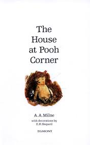 house at pooh corner the house at pooh corner by milne a a 9781405281287 brownsbfs