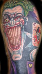 tattoo designs joker tattoo meanings pictures and inspired