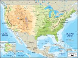 United States Map With Alaska by Detailed Clear Large Road Map Of United States Of America Ezilon