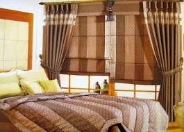 Curtains For Bedroom Windows With Designs by Modern Style Bedroom Curtains With Blinds With Roman Blinds Home