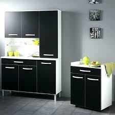meuble de cuisine noir buffet noir laque meuble cuisine noir etonnant buffet de cuisine