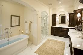 Wallpaper In Bathroom Ideas by Elegant Ideas Gallery In Bathroom Traditional Design Ideas With