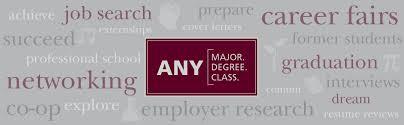 Resume Templates Tamu Texas A U0026m Career Center Hireaggies Non Entry