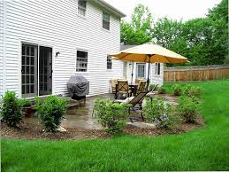 Landscape Patio Ideas Stone Patio Landscaping Ideas Front Yard Landscaping Ideas