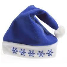 blue santa hat shop for blue snowflake santa hat christmas costumes san