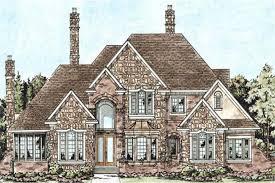 house plans european house plan 120 2164 4 bedroom 4268 sq ft cape cod european