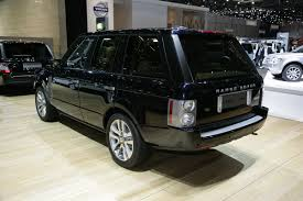 westminster lexus car show land rover debuts latest range at the 2009 geneva motor show