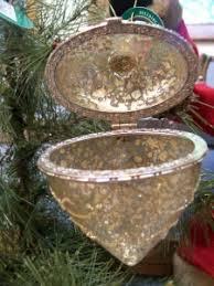 2 nwt 3 5 mercury glass hinged box ornaments 1