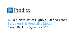 list please predict who the predict by versium for microsoft dynamics 365 youtube