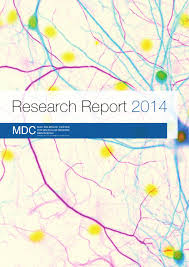 Mdc Map Mdc Research Report 2014 By Max Delbrück Center For Molecular