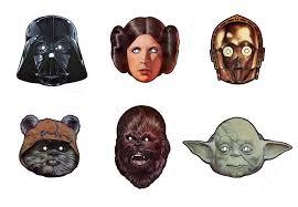 vintage masks celebrate wars day with vintage wars mask printables