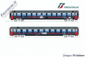 carrozze treni ferrovie it intercity trenitalia focus sulla nuova livrea