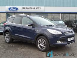 second hand ford kuga 2 0tdci titanium 163ps for sale in