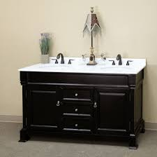Bathroom Vanities Free Shipping by Bathroom 60 Inch Marilla Double Sink Bathroom Vanities With 3