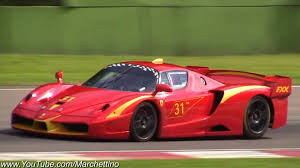 enzo fxx fxx evo sound and accelerations
