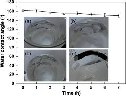 a novel mussel inspired strategy toward superhydrophobic surfaces