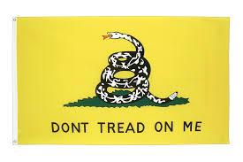 Don T Tread On Me Confederate Flag Flagge Gadsden Don U0027t Tread On Me Kaufen 90 X 150 Cm