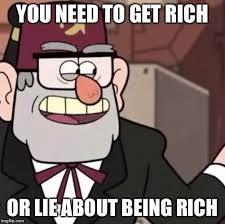 Stan Meme - grunkle stan s advice imgflip