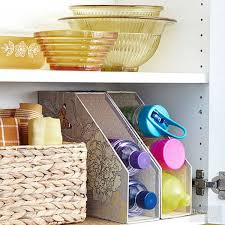 how to organize kitchen cabinets with food 20 genius ways to organize kitchen cabinets the krazy