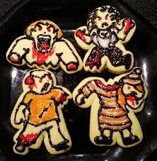 halloween treat 3 zombie sugar cookies u2013 the adventures of a