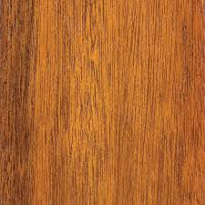 Laminate Flooring Doorway Clopay 4 In X 3 In Wood Garage Door Sample In Redwood With Cedar