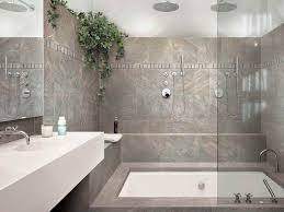 Modern Tile Designs For Bathrooms Bathroom Tile Grey
