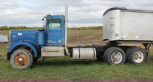 kenworth w900a 1979 kenworth w900a semi truck item h6903 sold november