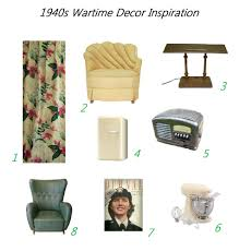 40s Home Decor by Jen But Never Jenn Vintage Dream Home Decor Inspiration X3