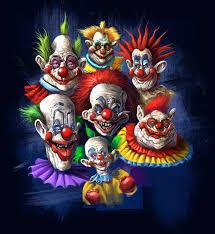 Killer Klowns Outer Space Halloween Costumes Notable Evil Clowns Halloween Phantasm