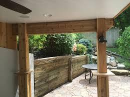 backyard oasis van cleave construction llcvan cleave