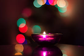 download wallpaper candle flare hd background